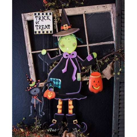 Round Top Collection - Halloween Witch