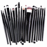 20 Piece Professional Brush Set FREE SHIPPING!!