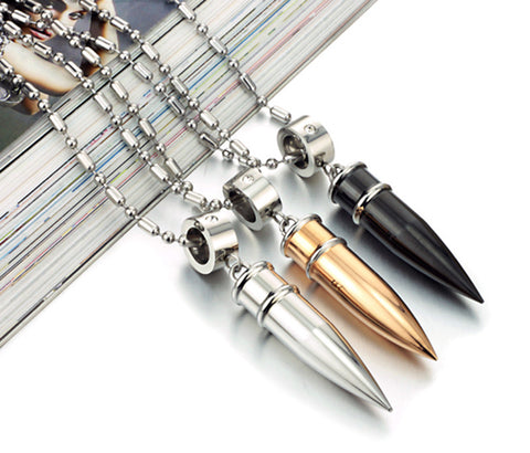 Free! Fashion Bullet Pendant