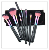 High Quality Colorful Copper Make Up Brush Set (Free Shipping!)