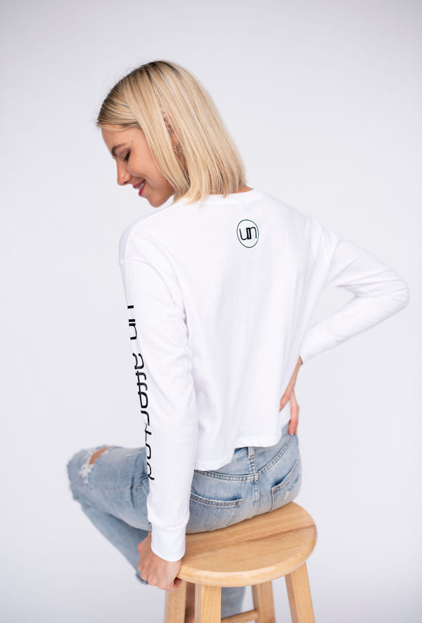 Un.Affected Cropped Long Sleeve