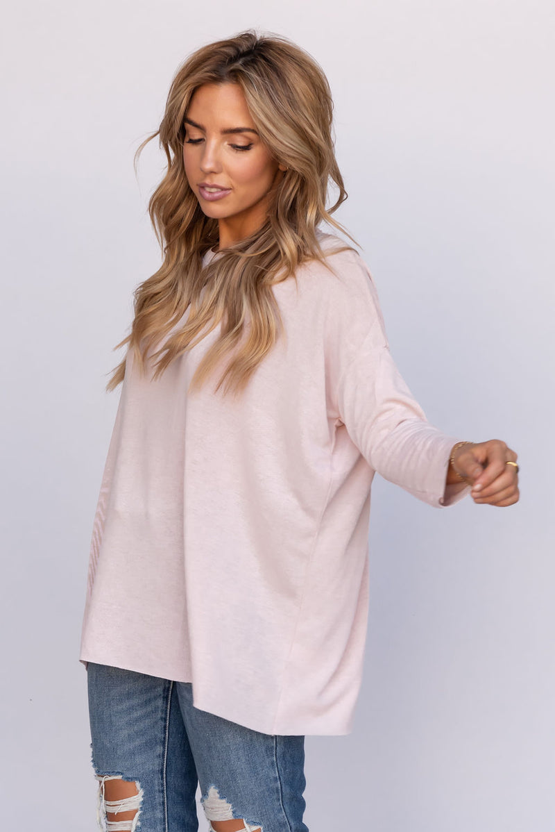 Take Me Away Tunic Top