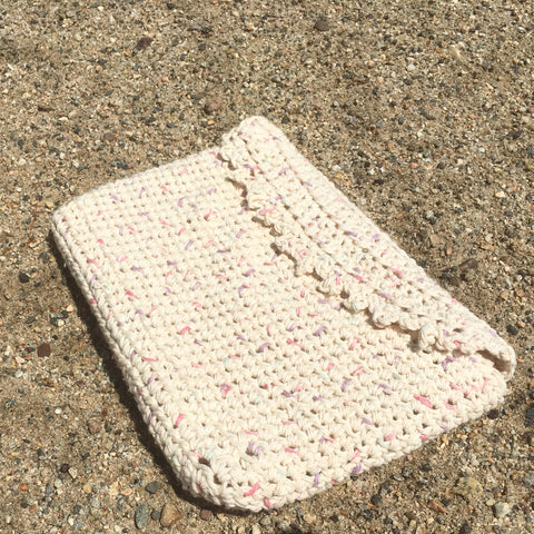 iPad Crochet Case Pattern