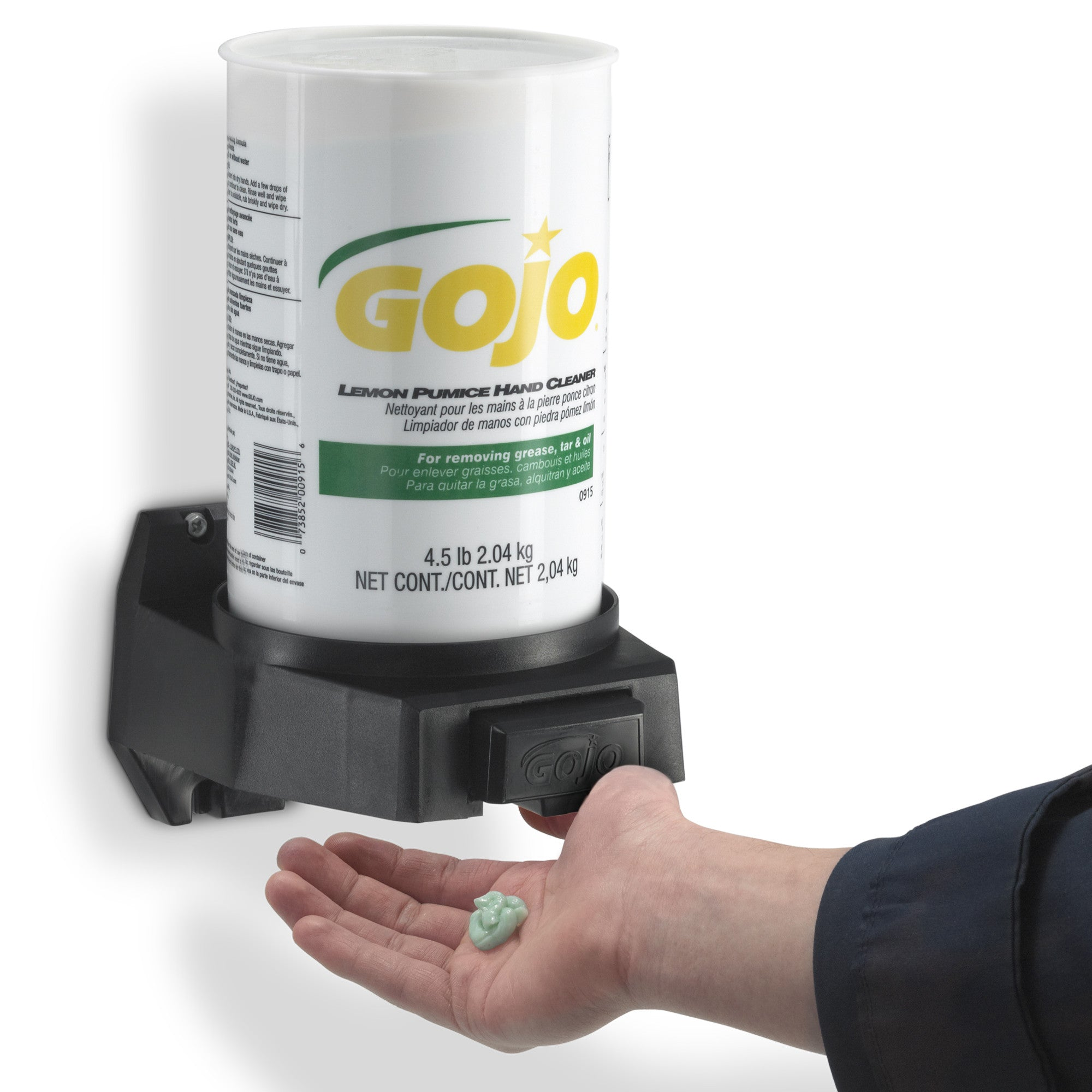 GOJO® Lemon Pumice Hand Cleaner Dispenser
