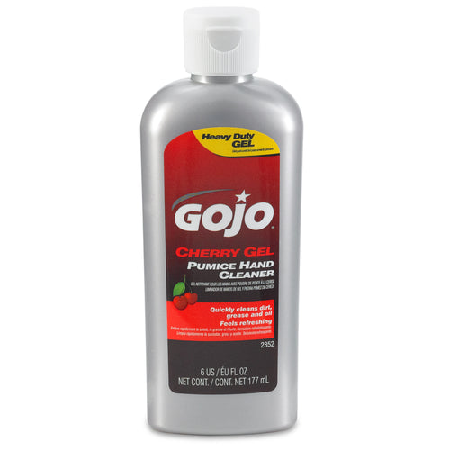 GOJO® Cherry Gel Pumice Hand Cleaner - 6 fl oz
