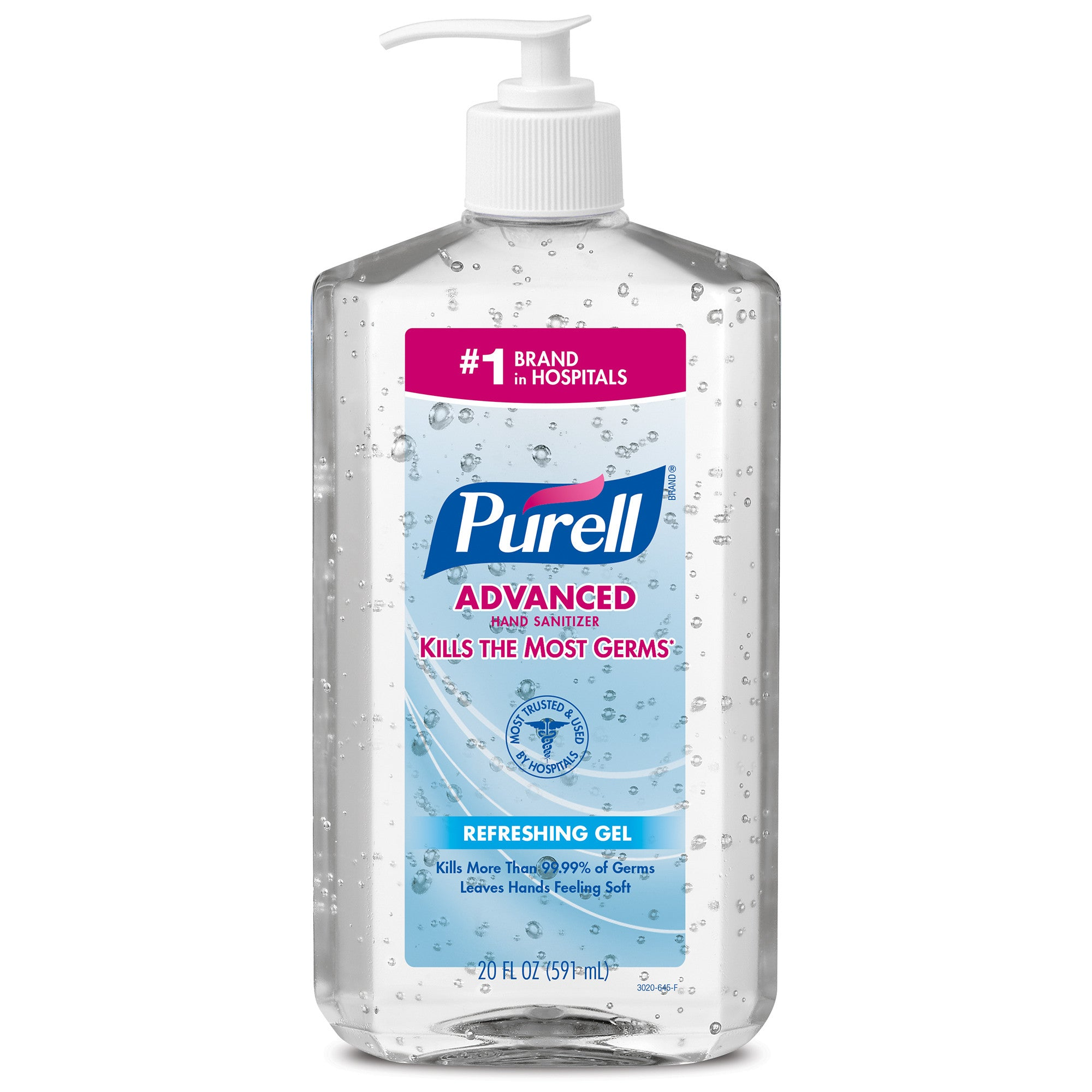 Ready Stocks From Usa Purell Advanced Instant Hand Sanitizer