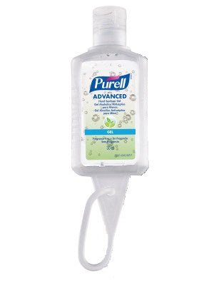 PURELL® Advanced Instant Travel Hand Sanitizer - 1 fl oz w/ jelly carrier