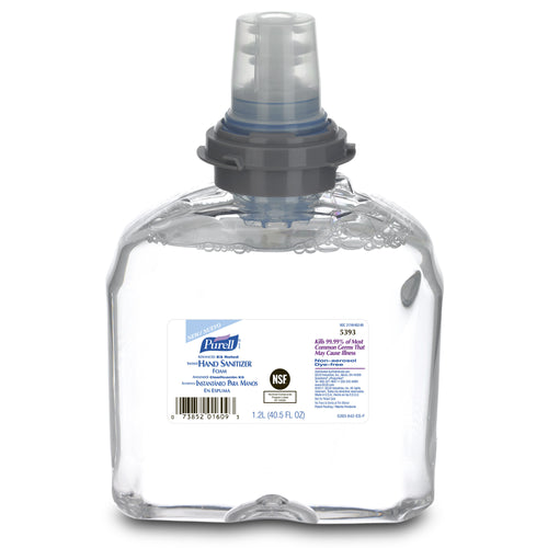 PURELL® Advanced E3 Rated Instant Hand Sanitizer Foam - 1200ml