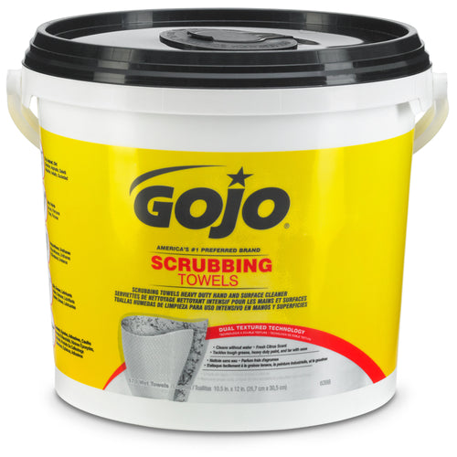 GOJO® Scrubbing Towels - 170 Count