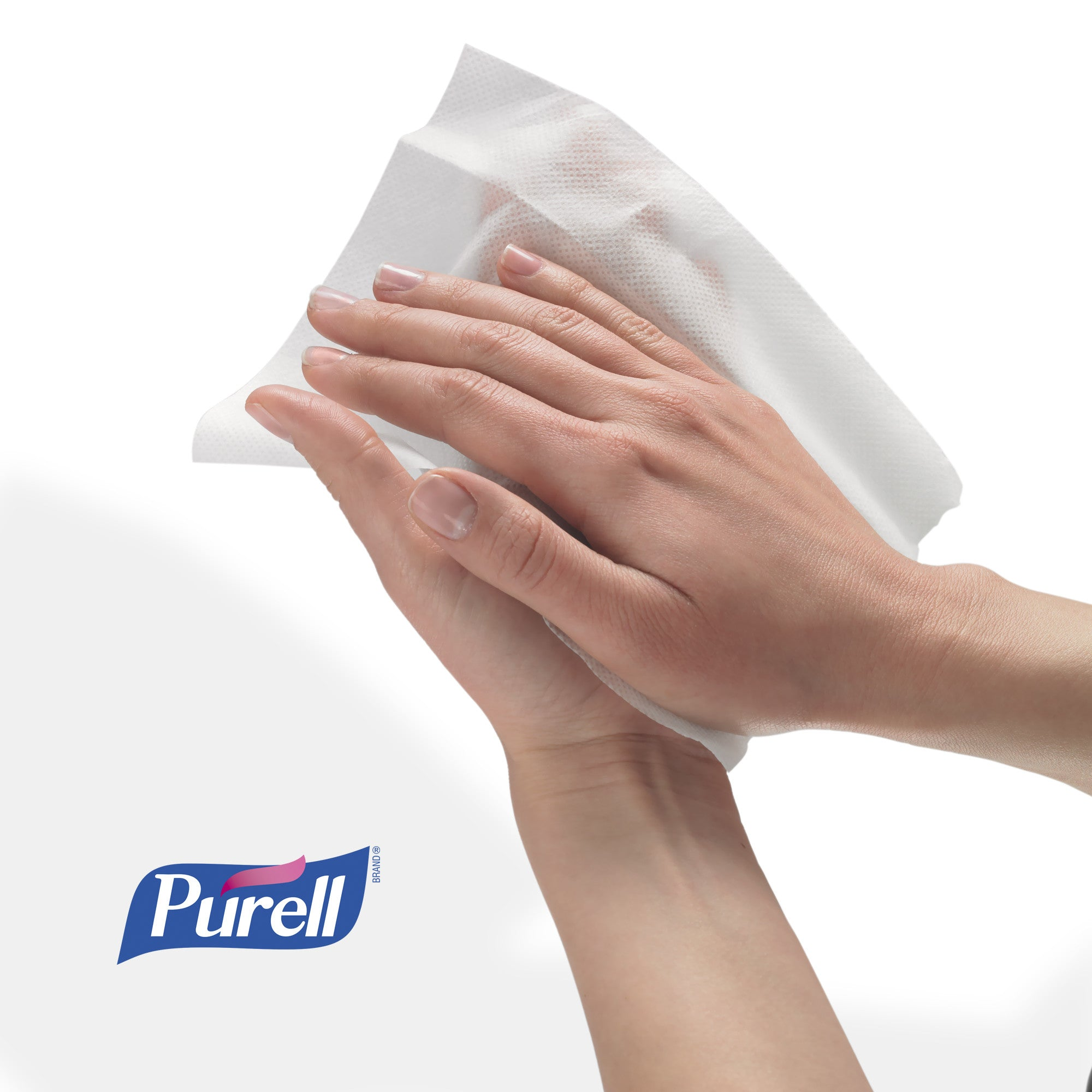 PURELL® Hand Sanitizing Wipes (Non-Alcohol) - 100 Count (Pack of 2)