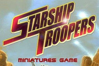 Some Starship Troopers miniatures now avaiable
