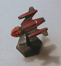 Babylon 5 Wars Drazi Freehold miniatures