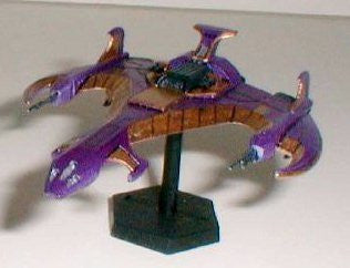 Babylon 5 Wars Centauri Dargan Strike Cruiser