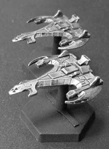 Fleet Action Centauri Dargan Strike Cruiser
