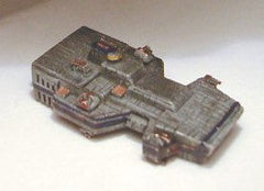 Babylon 5 Wars Earth Alliance miniatures