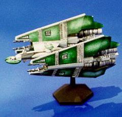 Babylon 5 Wars Narn T'Loth Assault Cruiser