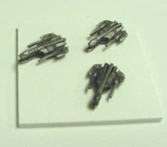 Fleet Action Centauri Darkner Fast Attack Frigate