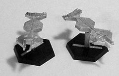 Fleet Action Dilgar Imperium miniatures