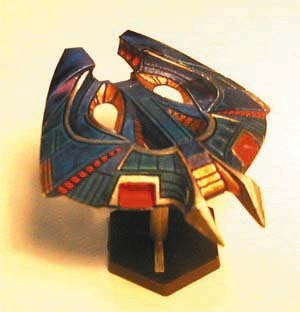 Babylon 5 Wars Abbai Miliani Carrier