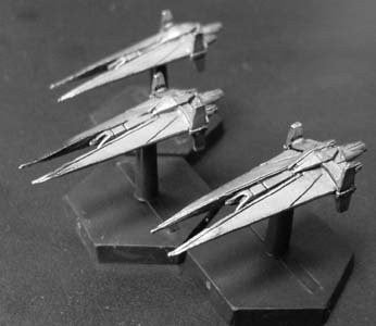 Fleet Action Narn G'Karith Patrol Cruiser