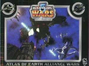 Babylon 5 Wars Earth Wars (Rulebook Only)