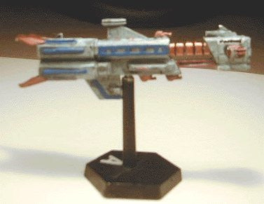 Babylon 5 Wars Earth Alliance Oracle Scout Cruiser
