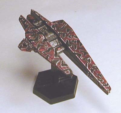 Babylon 5 Wars Narn Var'Nic Long Range Destroyer