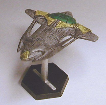 Babylon 5 Wars Brakiri Halik Fighter-Killer