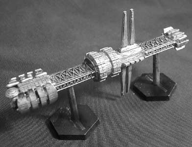Babylon 5 Wars/Fleet Action Earth Alliance Explorer
