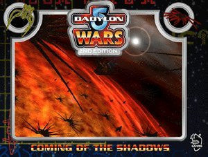 Babylon 5 Wars Coming of the Shadows (Rulebook Only)
