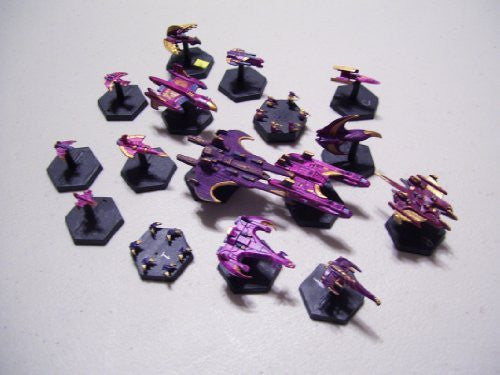 Fleet Action Centauri Republic Miniatures Complete Set