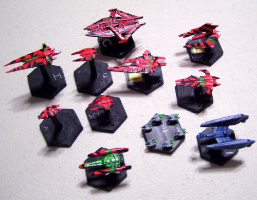 Fleet Action Narn Regime Miniatures Complete Set