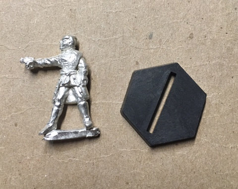 B5 RPG Narn Regime guard figure (aiming pistol)