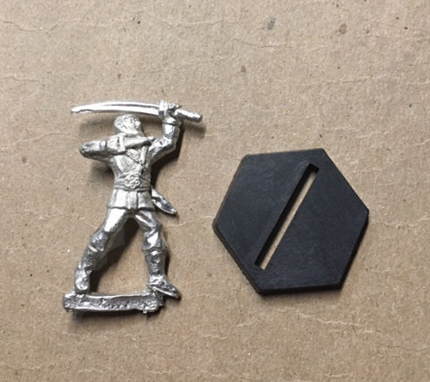 B5 RPG Narn Regime warrior figure (with sword and knife)