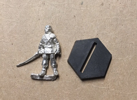 B5 RPG Narn Regime warrior figure (with sword at the ready)
