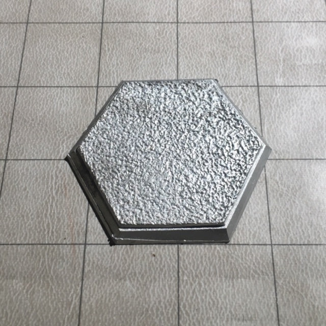 Starsiege Rebellion Large Metal Hex Base (1)
