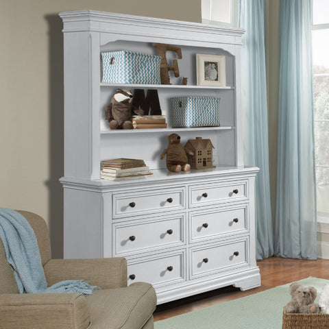 Athena Double Dresser - Avail in Off-White - Stella -usa baby