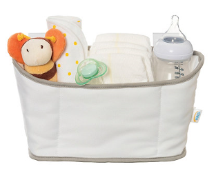 hALO BASSINEST DIAPER CADDY