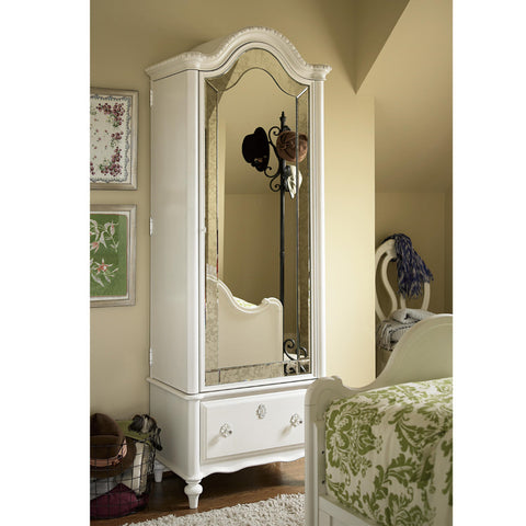 Bellamy Armoire - Avail in Off-White - Smartstuff -usa baby