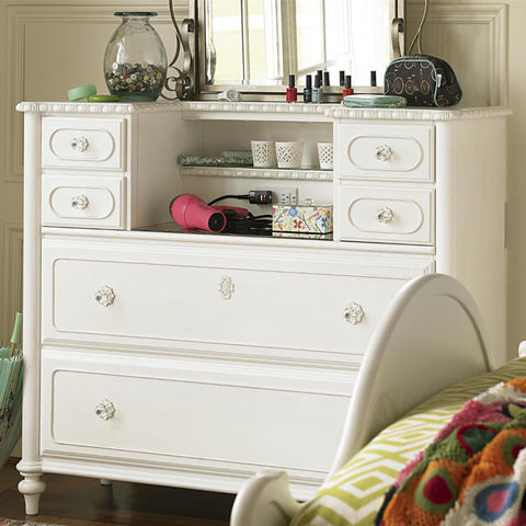 Bellamy Dressing Chest - Avail in Off-White - Smartstuff -usa baby