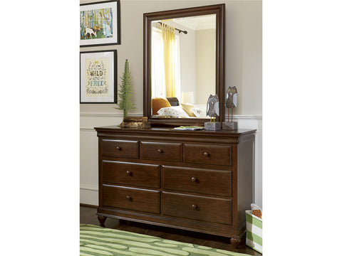 Classics Mirror - Avail in White, Cherry or Medium Stain - Smarstuff -usa baby