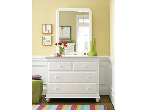 Classics Storage Mirror - Avail in White, Cherry or Medium Stain - Smarstuff -usa baby