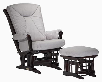 Dutailier Grand Glider - Avail in 100+ Fabrics - Dutailier -usa baby
