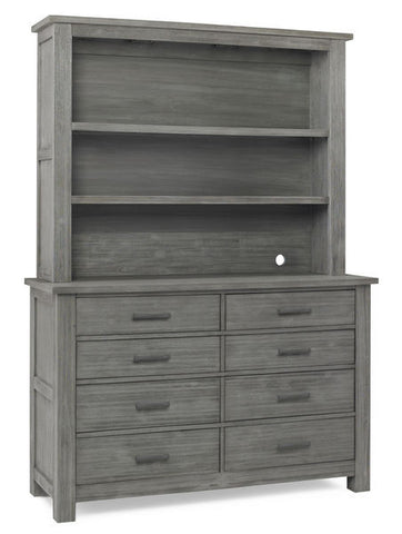 Lucca Hutch for Double Dresser