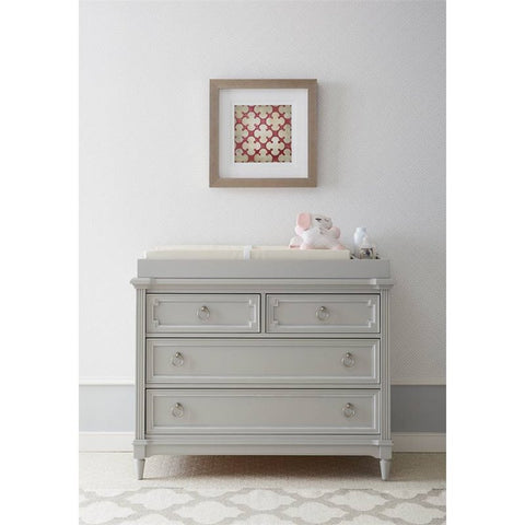 Clementine Court Single Dresser - Avail in Grey or White - Stone & Leigh -usa baby