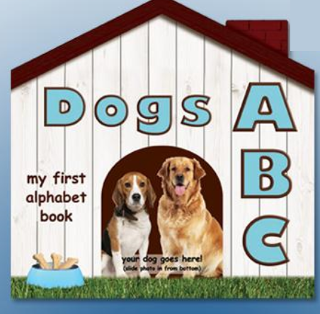 Dogs ABC- Book
