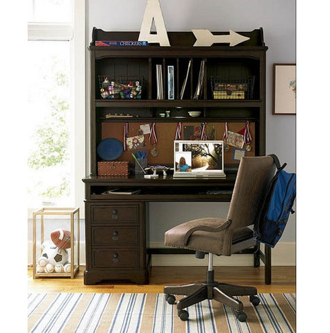 Paula Deen Guys Desk Hutch