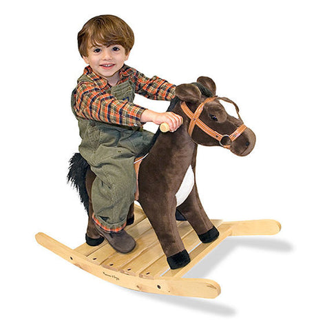 Rock and Trot Rocking Horse- Large