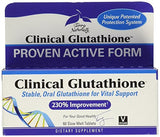 Clinical Glutathione EuroPharma (Terry Naturally) 60 Sublingual Tablet