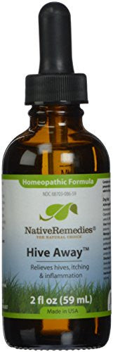 Native Remedies Hive Away (50ml)